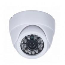 RESIGILAT - Camera supraveghere video AKU AHD SUPER HD 1.3MP DOME, interior  carcasa plastic cu infrarosu