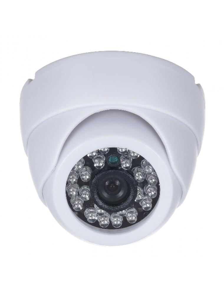 Camera Supraveghere Video Aku Dome Interior 1 3mpxl Infrarosu Rezolutie Ahd M La Preturi Ieftine